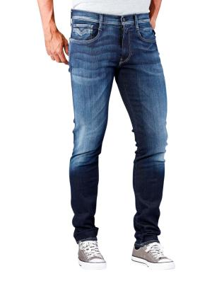 Replay Anbass Jeans Slim Hyperflex dark washed