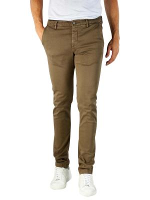 Replay Zeumar Chino Pant Hyperflex Brown