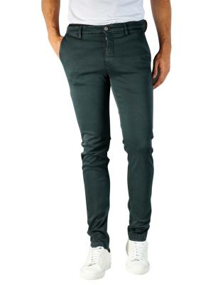 Replay Zeumar Chino Pant Hyperflex Petrol