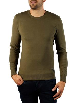 Replay Pullover Maglia olive