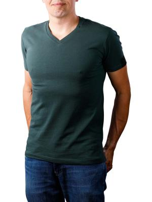 Replay T-Shirt V-Neck blue