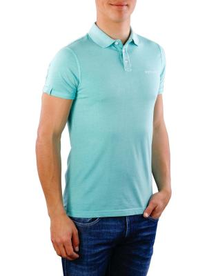Replay Polo Shirt turquoise
