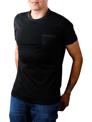 Replay T-Shirt schwarz 099