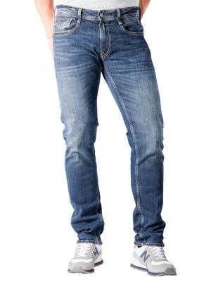 Replay Rob Jeans mid blue indigo