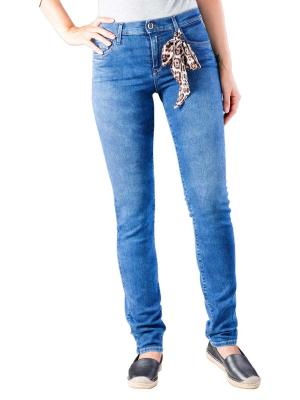 Replay Vivy Jeans Straight bright blue