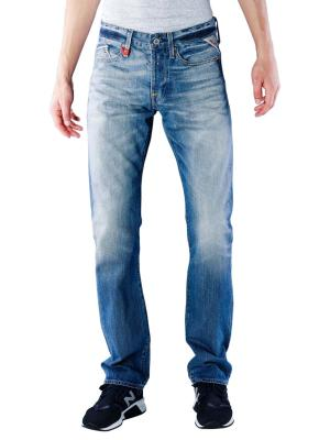 Replay Waitom Jeans deep blue denim light