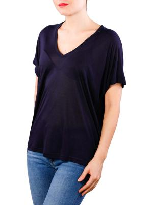 Replay T-Shirt violet blue