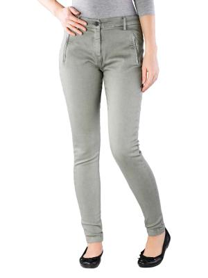 Replay Karyna Pant Slim Fit green