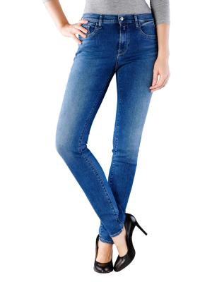 Replay Vivy Jeans Straight Fit blue denim