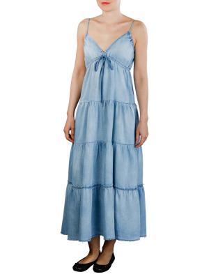 Replay Dress Tencel Denim blue
