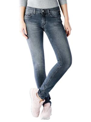 Replay Luz Jeans Skinny Laserblast blue