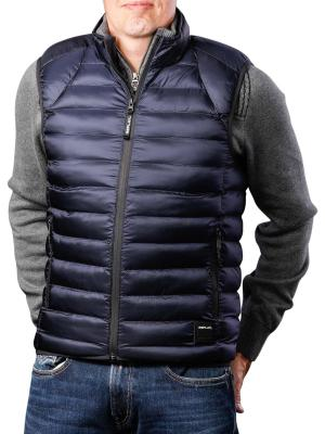 Replay Gilet blue
