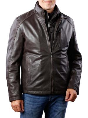 Milestone Rono Jacket dark brown