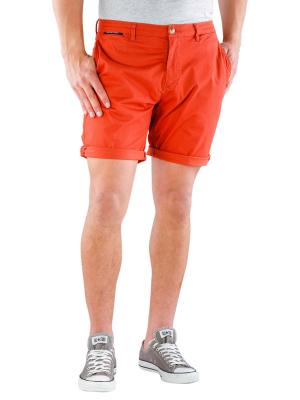 Scotch & Soda Classic Chino Short red