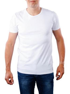 Scotch & Soda Classic Crew Neck T-Shirt white