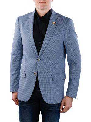 Scotch & Soda Chic Blazer Yarn-Dyed Pattern 0218
