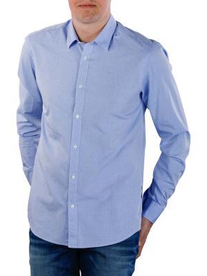 Scotch & Soda Regular Fit Yarn-Dye Shirt 0221