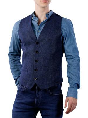 Scotch & Soda Classic Gilet Lightweight Wool-Blend 0217