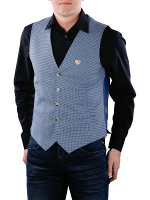 Scotch & Soda Classic Gilet Yarn-Dyed Quality 0218