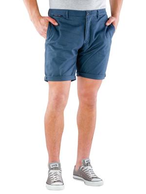 Scotch & Soda Classic Chino Short navy blue