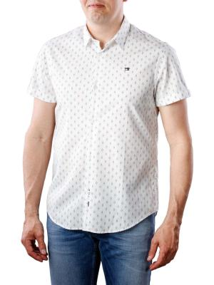 Scotch & Soda Classic Shortsleeve Poplin Shirt combo b