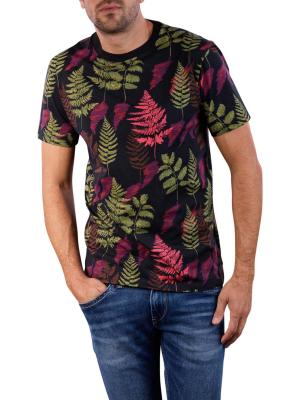 Scotch & Soda Crewneck T-Shirt All Over Print 0217