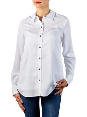 Maison Scotch Classic Shirt Lyocell quality white