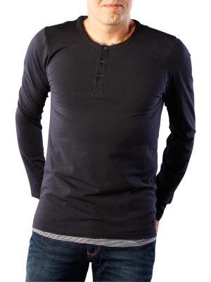 Scotch & Soda Classic Longsleeve T-Shirt night