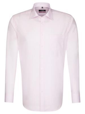 Seidensticker Hemd Modern Fit Kent bügelfrei pink