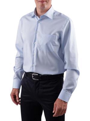 Seidensticker Hemd Modern Fit Kent  ELA bügelfrei lt blue