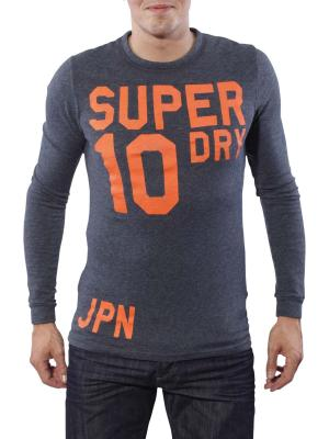 Superdry Trainer Tee midnight marl