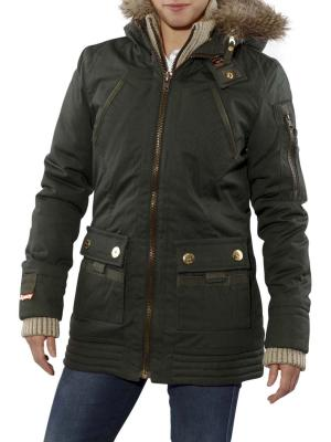 Superdry New Alpine Jacket olive
