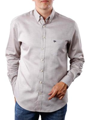 Fynch-Hatton Soft Winter Structure Shirt honeydew