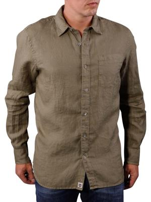 Timberland Claremont Shirt cassel earth