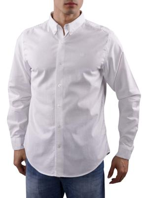 Timberland Slim Rattle River Oxford Shirt White