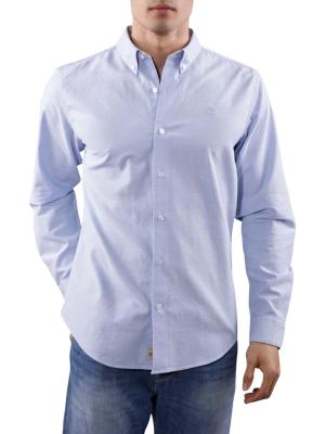 Timberland Slim Rattle River Oxford Shirt blue
