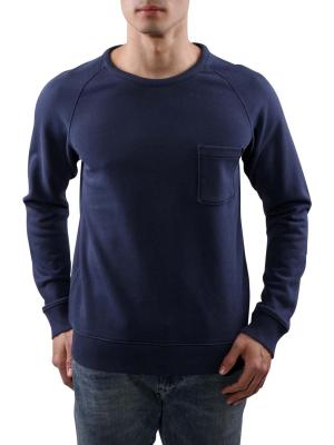 Timberland Waits River Sweater black iris