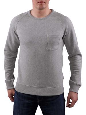 Timberland Waits River Sweater medium grey