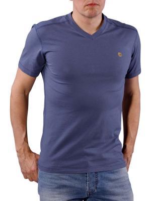 Timberland Dunstan River V T-Shirt vintage indigo
