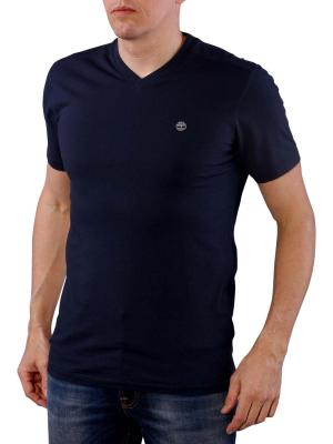 Timberland Dunstan River V T-Shirt dark sapphir
