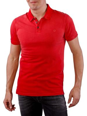 Timberland SS Kennebec Polo haute red
