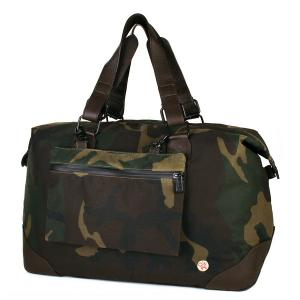 Lafayette Waxed Duffle Bag [MD]