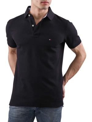 Tommy Hilfiger Performance Polo new black