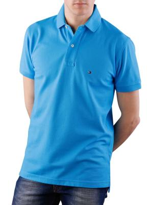 Tommy Hilfiger Performance Polo malibu blue
