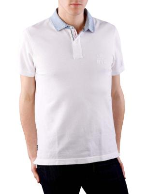 Tommy Tommy Jeans Collar Polo classic white