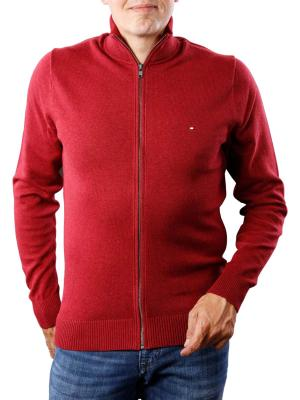 Tommy Hilfiger Pima Cotton Cashmere rhubarb heather