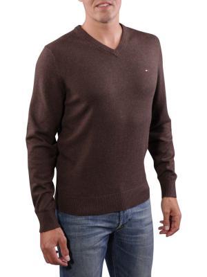 Tommy Hilfiger Pima Cotton Cashmere Sweater khaki