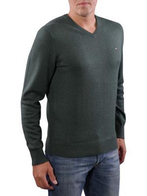 Tommy Hilfiger Pima Cotton Cashmere Sweater spruce