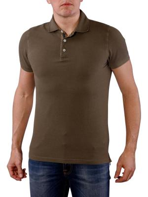 Tommy Hilfiger Sophisticated Polo taupe olive