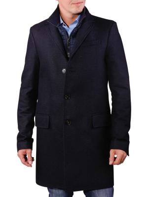 Tommy Hilfiger New Canvas Chase Coat midnight